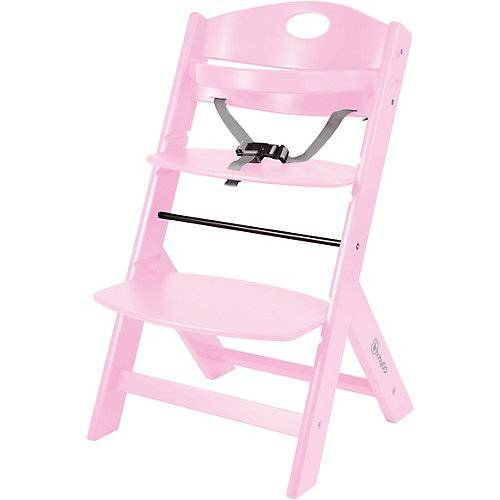 BabyGO Hochstuhl Family, pink