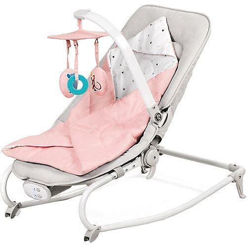 Kinderkraft Wippe Felio, rosa