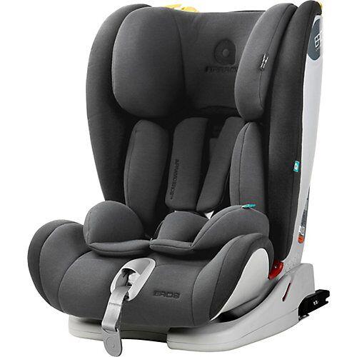 APRAMO® Auto-Kindersitz Eros, Slate Grey grau