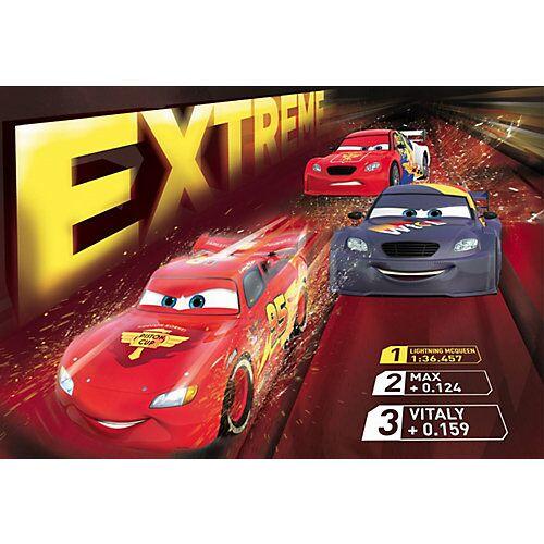 Decofun Fototapete Disney Cars, Vlies, 190 x 276 cm