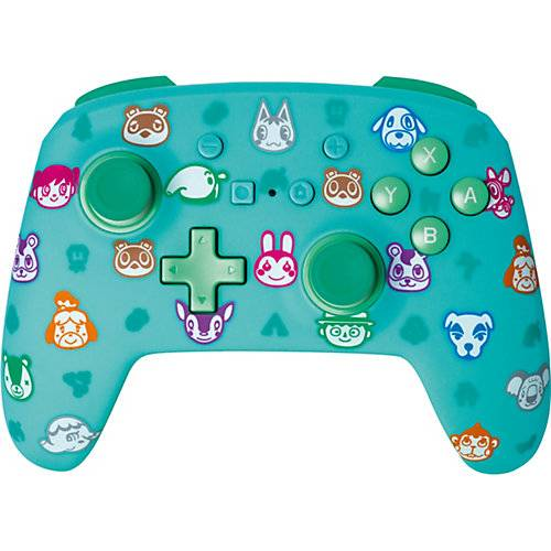 ak tronic Nintendo Switch Controller: Animal Crossing