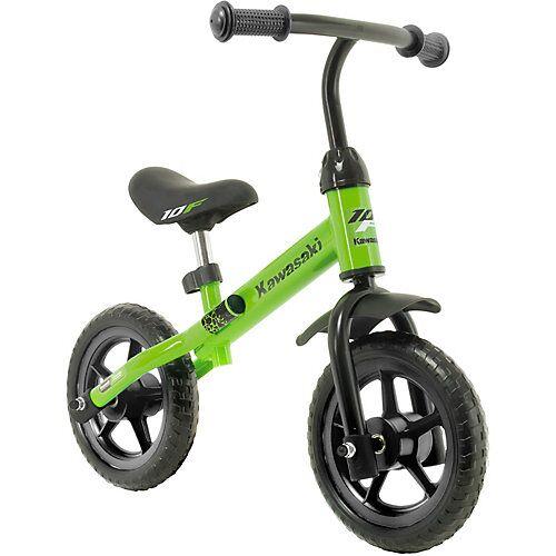 INJUSA Kawasaki Laufrad, grün