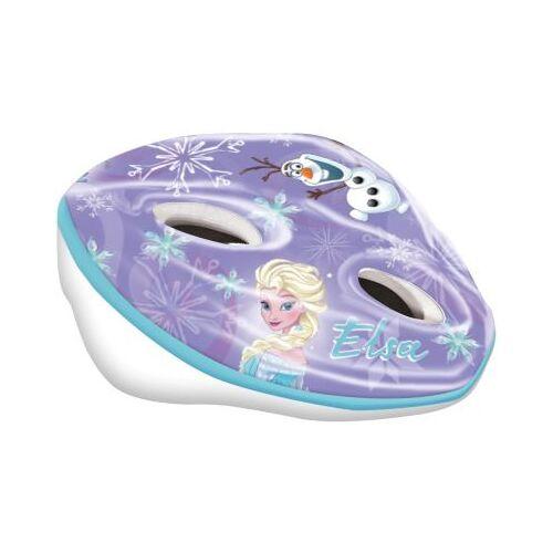 Disney Die Eiskönigin Fahrradhelm Frozen lila