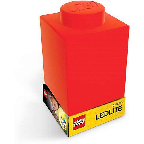 LEGO Nachtlicht LEGO-STEIN, rot