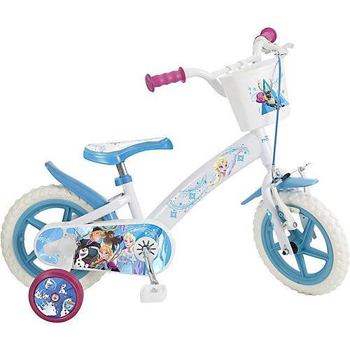 Toimsa Bikes Fahrrad Disney Eiskönigin 12 Zoll türkis
