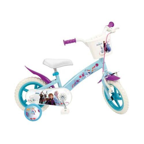 Toimsa Bikes Fahrrad Disney Eiskönigin II 12 Zoll türkis-kombi