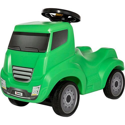 Ferbedo Truck Bio, mit Hupe und Anhängerkupplung grün