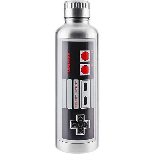 NES Metall Wasserflasche