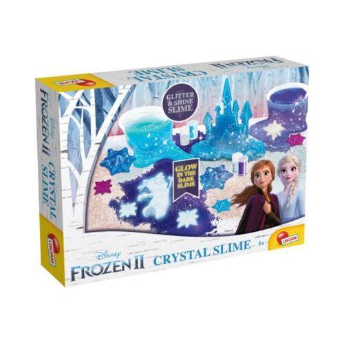 Lisciani Frozen 2 Kristall Slime - Mit Spielschleim Kristalle gießen