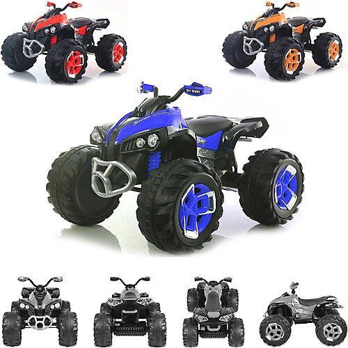 MONI Elektro-Quad FB-6677 Elektro-Quads blau