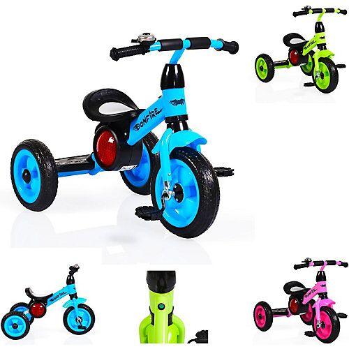 MONI Dreirad Bonfire Dreiräder blau