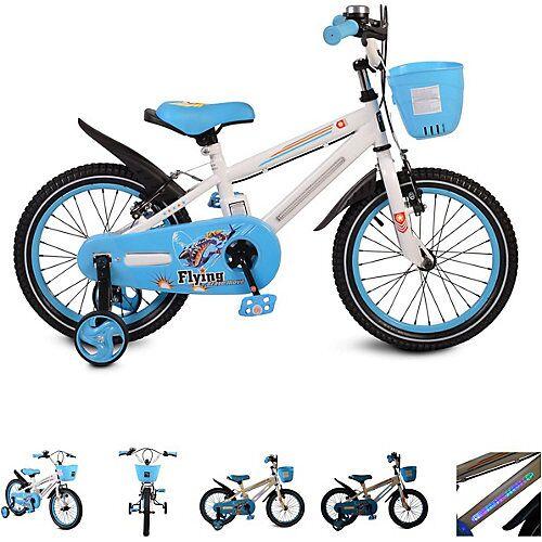 MONI Kinderfahrrad 1690 Fahrräder blau
