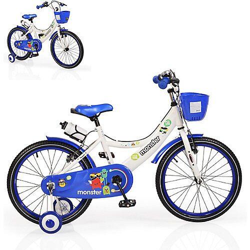 byox Kinderfahrrad 2081 blau Fahrräder