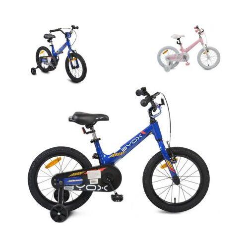 byox Kinderfahrrad MG Fahrräder blau