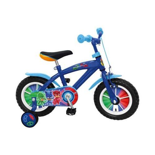 Stamp Kinderfahrrad PJ Masks, 12 Zoll, blau blau Modell 1