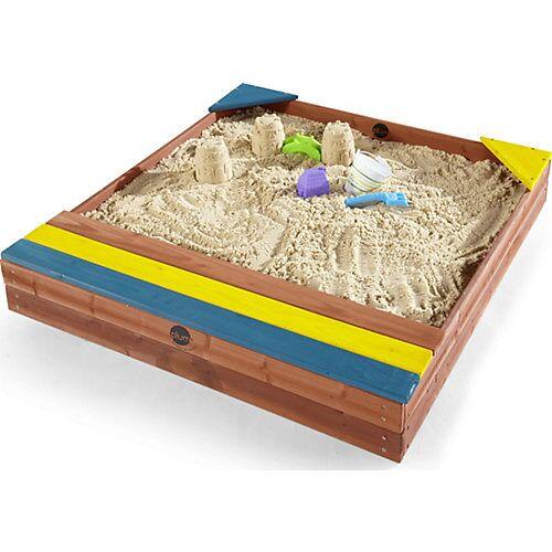 plum Kinder Sand Spielzeug Sandkasten mit Aufbewahrungsbox