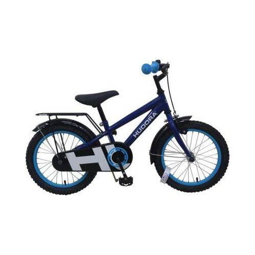 HUDORA Kinderfahrrad RS-15 2.0, 16 Zoll, blau