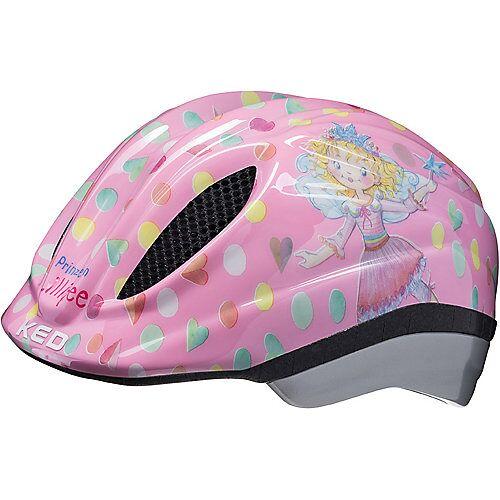 KED Helmsysteme Prinzessin Lillifee Fahrradhelm Meggy Originals rosa