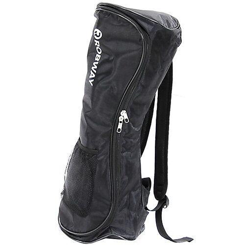 ROBWAY® Robway Hoverboard Rucksack Größe 8 Zoll, schwarz