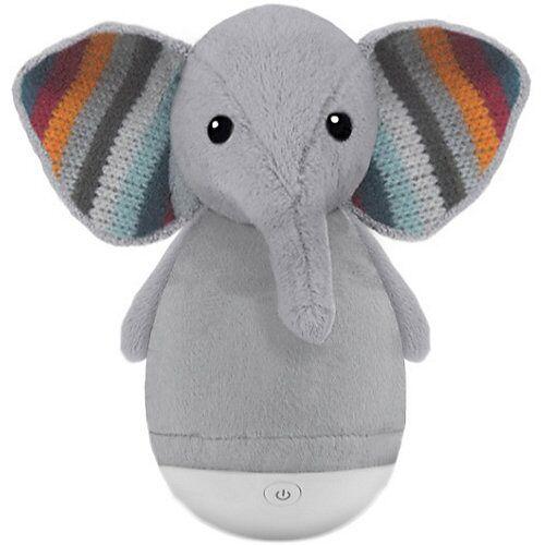 ZaZu Schaukelnachtlicht Elefant Elli dunkelgrau