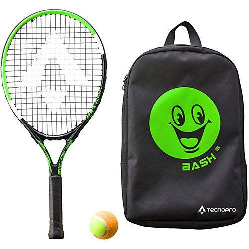 Tecnopro Tennisschläger Bash 21, grün