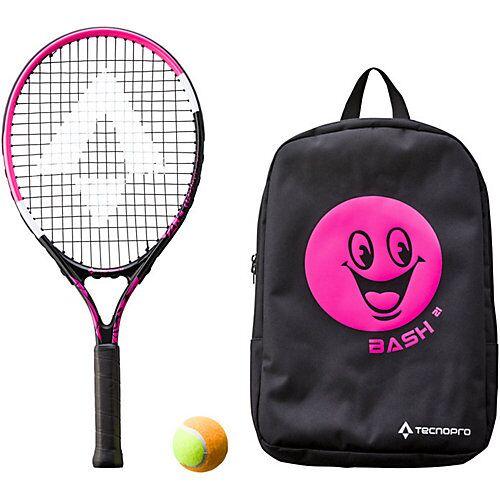 Tecnopro Tennisschläger Bash 21, pink