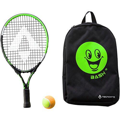 Tecnopro Tennisschläger Bash 19, grün