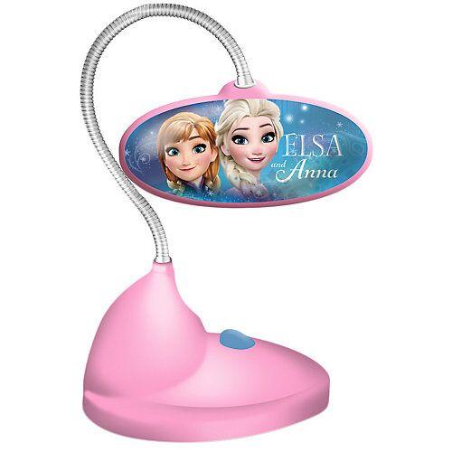 Disney Dieeiskoenigin Die Eiskönigin LED Schreibtischlampe