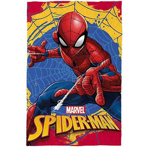 Spider-Man Kuscheldecke, Fleece, 100 x 150 cm