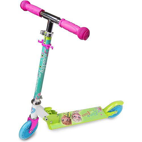 Disney Dieeiskoenigin Scooter Die Eiskönigin lila
