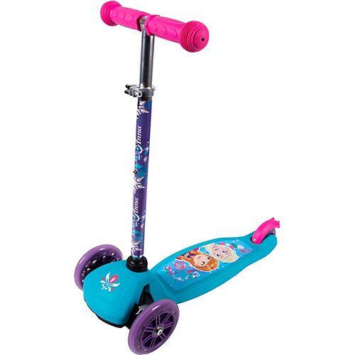 Disney Dieeiskoenigin Roller, 3 Räder Die Eiskönigin lila