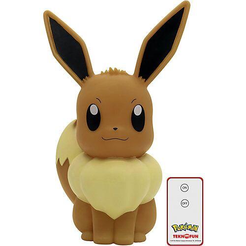 Pokemon POKÉMON LED-Lampe Eevee 30 cm [mit Fernbedienung]