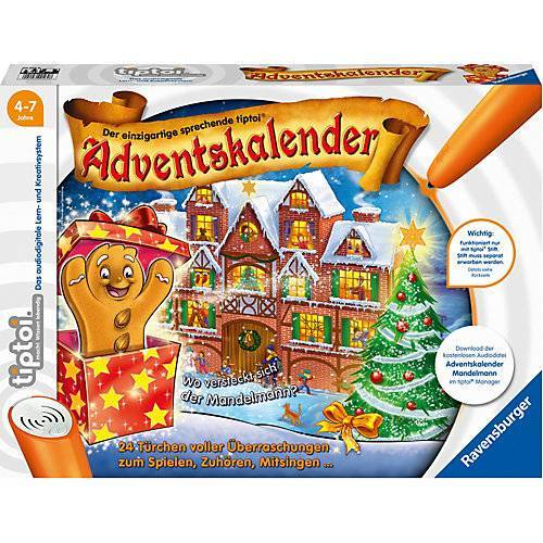 Ravensburger tiptoi® Adventskalender