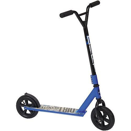 Stamp Dirt Scooter blau