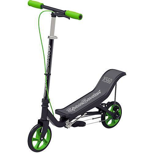 Space Scooter X 560 Space Scooter, grün