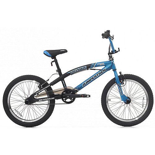 Cicli Cinzia 20 Zoll BMX Fahrrad Cinzia Rock BMX-Fahrräder schwarz