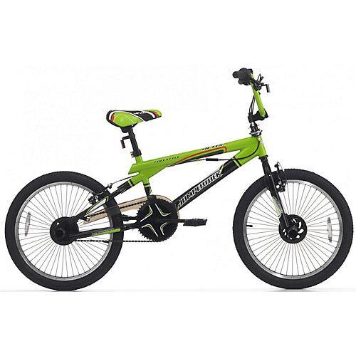 Cicli Cinzia 20 Zoll BMX Fahrrad Cinzia Jetix BMX-Fahrräder schwarz