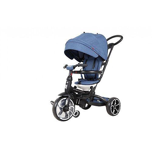 Qplay Dreiräder Prime 6 in 1 - Jungen und Mädchen - Blau blau