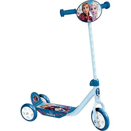 Stamp FROZEN 2 Roller, 3 Räder blau
