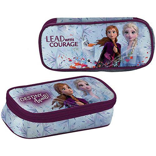 Disney Dieeiskoenigin Etuibox Die Eiskönigin II blau/lila Mädchen Kinder