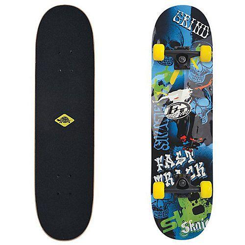 """Schildkröt """"Skateboard Slider 31"""""""" Fast Track bunt"""""""