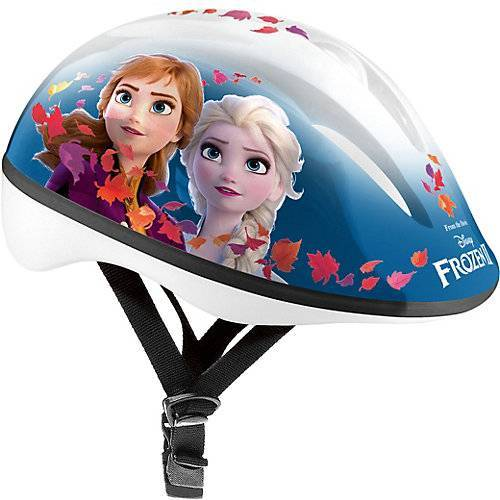 Disney Die Eiskönigin Fahrradhelm Frozen Die Eiskönigin blau