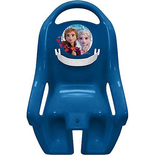 Disney Die Eiskönigin Fahrradpuppensitz Frozen Die Eiskönigin blau