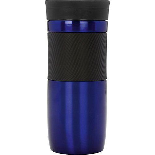 contigo Thermobecher BYRON Deep Blue, 470 ml blau