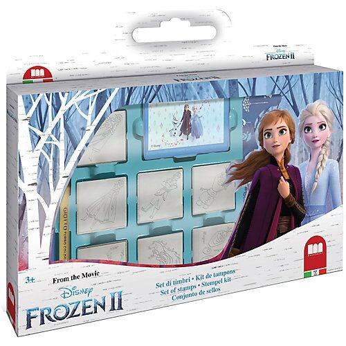 Disney Dieeiskoenigin Frozen 2 Malset mit Album