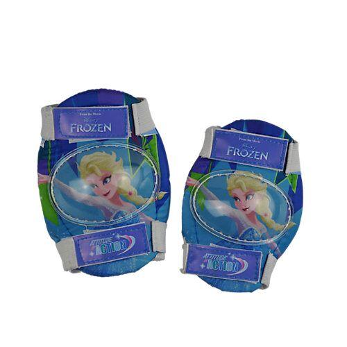 Disney Die Eiskönigin Knie- und Ellenbogenschoner Frozen lila