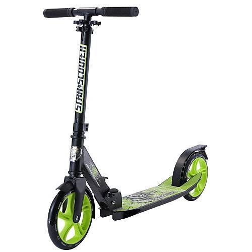 Star Scooter Klapproller 205mm Premium schwarz/grün