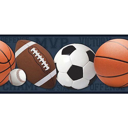 RoomMates Bordüre, Sports Balls