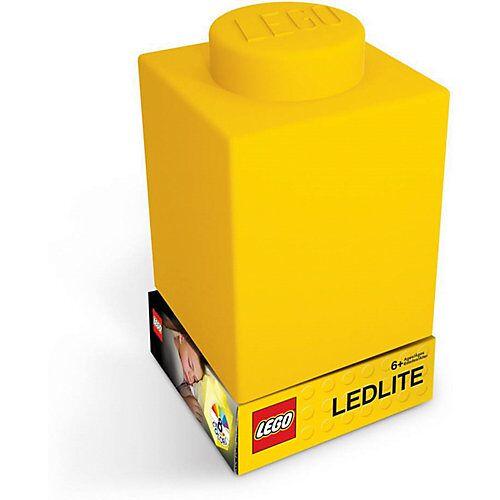 LEGO Nachtlicht LEGO-STEIN, gelb