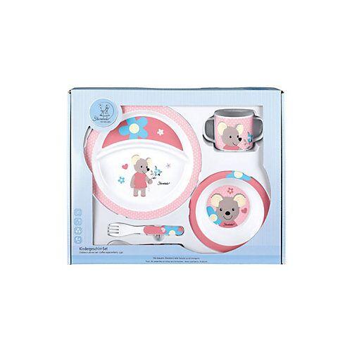 Sterntaler Kindergeschirr-Set Mabel Kindergeschirrsets bunt